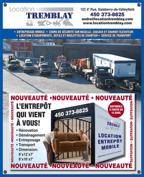 Location d'Entreposage Mobile, Location Entreposage Mobile Montreal, Location Entreposage Mobile rive sud