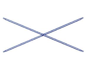 Location de Croisillion 7′ x 4′, Location Croisillion Montréal, Location Croisillion rive sud, location croisillion